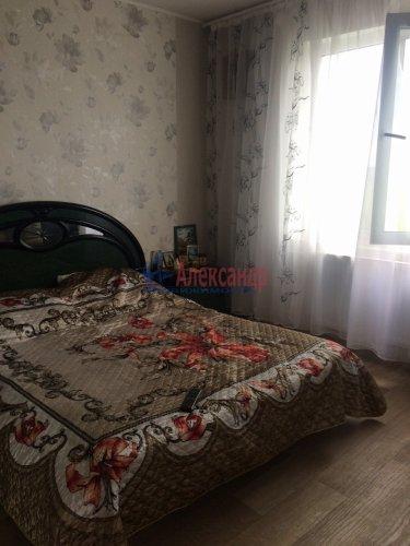 2-комнатная квартира (51м2) на продажу по адресу Бугры пос., Полевая ул., 16— фото 9 из 10