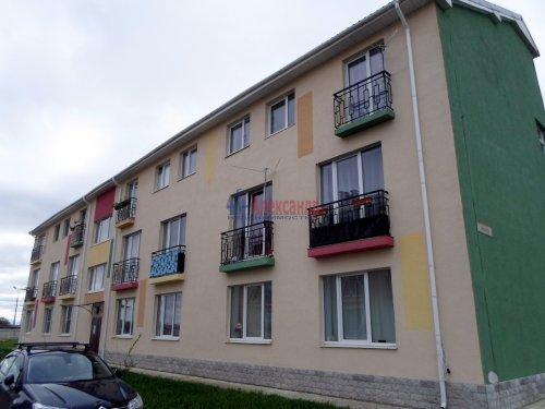 1-комнатная квартира (26м2) на продажу по адресу Коммунар г., Весенняя ул., 11— фото 1 из 8