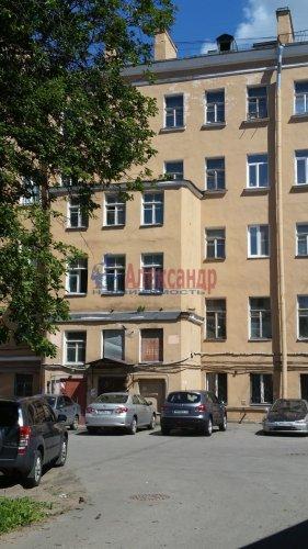 Комната в 3-комнатной квартире (100м2) на продажу по адресу Обуховской Обороны пр., 107— фото 2 из 5