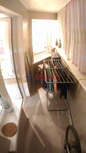 1-комнатная квартира (40м2) на продажу по адресу Мурино пос., Оборонная ул., 2— фото 10 из 18