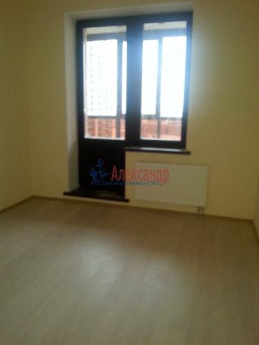 3-комнатная квартира (68м2) на продажу по адресу Мурино пос., Менделеева бул., 9— фото 2 из 14