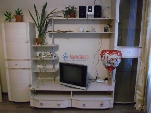1-комнатная квартира (48м2) на продажу по адресу Всеволожск г., Межевая ул., 27— фото 3 из 13