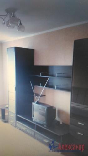 1-комнатная квартира (37м2) на продажу по адресу Мурино пос., Новая ул., 7— фото 10 из 19