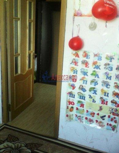 1-комнатная квартира (35м2) на продажу по адресу Пискаревский пр., 26— фото 7 из 9