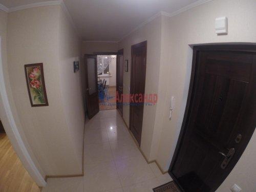 2-комнатная квартира (69м2) на продажу по адресу Шушары пос., Пушкинская ул., 48— фото 15 из 16