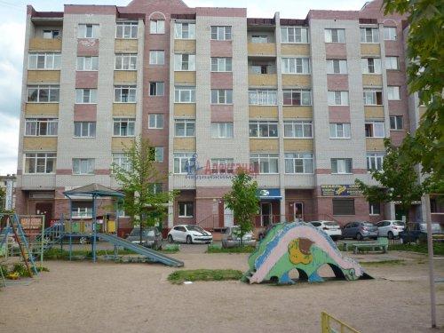 3-комнатная квартира (84м2) на продажу по адресу Отрадное г., Лесная ул., 1— фото 1 из 2