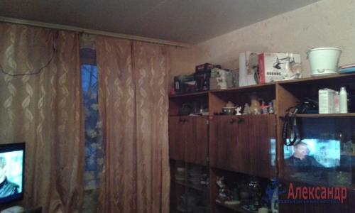 2-комнатная квартира (42м2) на продажу по адресу Кузнечное пгт., Приозерское шос., 7— фото 2 из 11