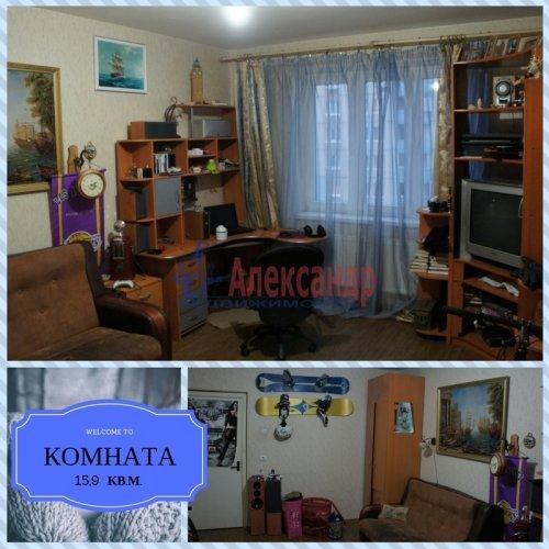 3-комнатная квартира (88м2) на продажу по адресу Тимуровская ул., 23— фото 7 из 16