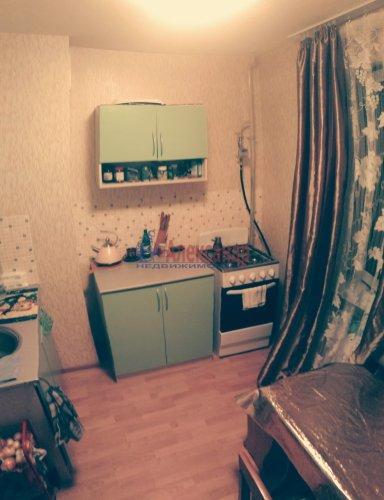 1-комнатная квартира (32м2) на продажу по адресу Мурино пос., Боровая ул., 16— фото 12 из 16