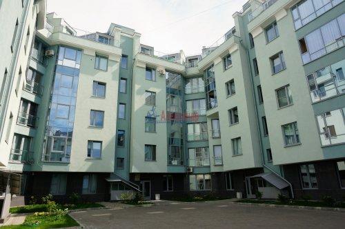 1-комнатная квартира (52м2) на продажу по адресу Пушкин г., Ленинградская ул., 46— фото 2 из 5
