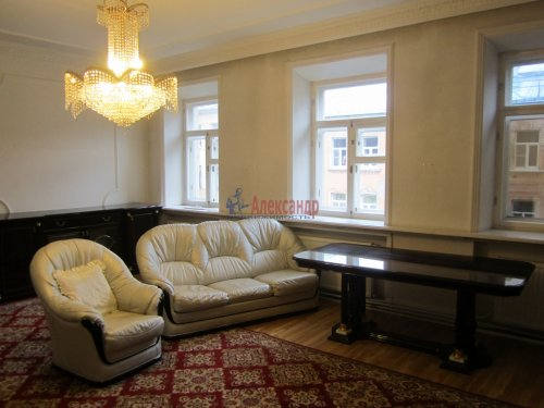 5-комнатная квартира (207м2) на продажу по адресу 6 Советская ул., 32— фото 11 из 21