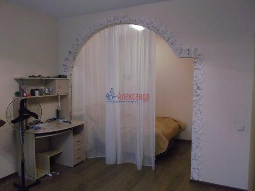 1-комнатная квартира (48м2) на продажу по адресу Всеволожск г., Межевая ул., 27— фото 4 из 13