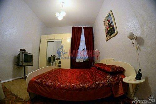 3-комнатная квартира (77м2) на продажу по адресу Писарева ул., 14— фото 3 из 6