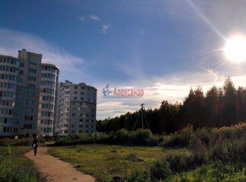 1-комнатная квартира (43м2) на продажу по адресу Всеволожск г., Доктора Сотникова ул., 1— фото 12 из 12