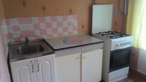 1-комнатная квартира (30м2) на продажу по адресу Кириши г., Ленина пр., 10— фото 3 из 4