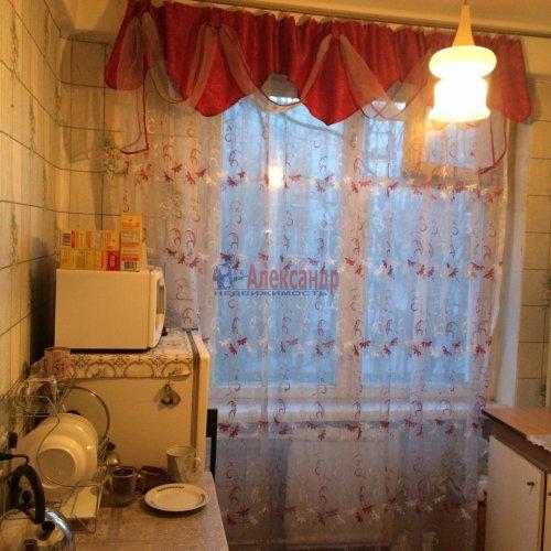 2-комнатная квартира (42м2) на продажу по адресу Товарищеский пр., 6— фото 1 из 2