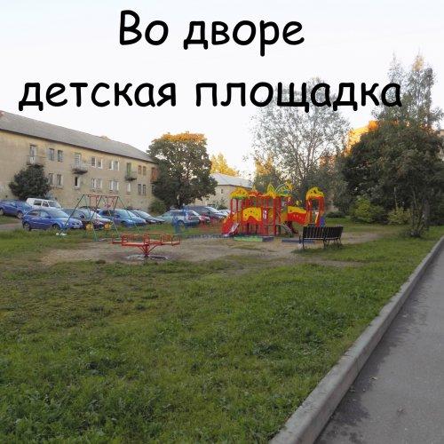 1-комнатная квартира (34м2) на продажу по адресу Выборг г., Приморское шос., 2б— фото 21 из 23