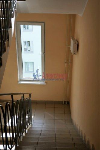1-комнатная квартира (52м2) на продажу по адресу Пушкин г., Ленинградская ул., 46— фото 4 из 5