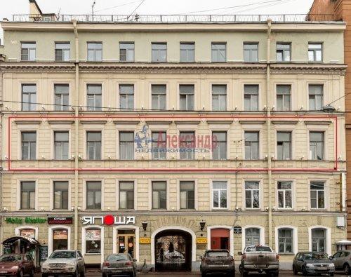 11-комнатная квартира (254м2) на продажу по адресу Итальянская ул., 29— фото 2 из 22