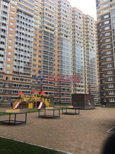 1-комнатная квартира (38м2) на продажу по адресу Кушелевская дор., 7— фото 2 из 3