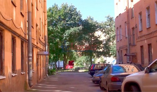 3-комнатная квартира (69м2) на продажу по адресу Кропоткина ул., 17— фото 4 из 11