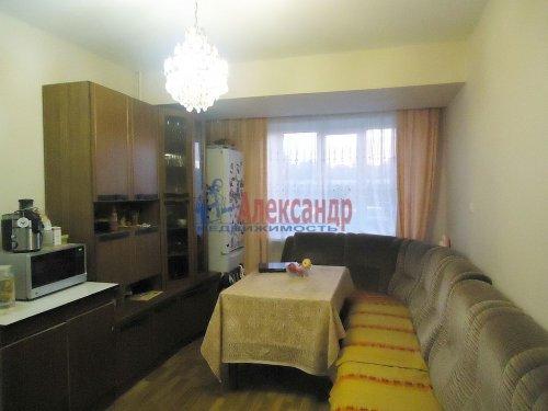 1-комнатная квартира (53м2) на продажу по адресу Белградская ул., 26— фото 3 из 11