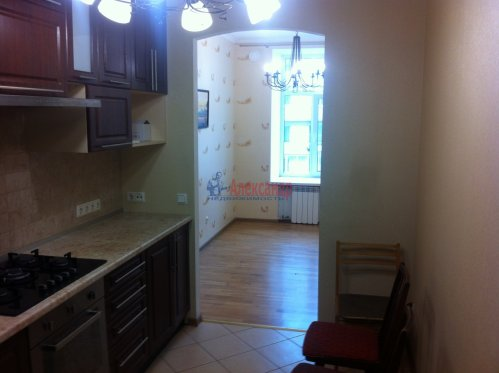 3-комнатная квартира (84м2) на продажу по адресу Чкаловский пр., 58— фото 11 из 13