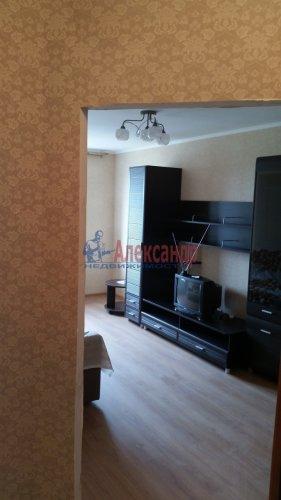 1-комнатная квартира (37м2) на продажу по адресу Мурино пос., Новая ул., 7— фото 10 из 15