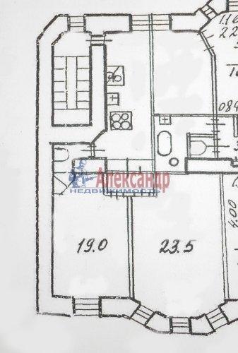 2-комнатная квартира (58м2) на продажу по адресу Графтио ул., 4— фото 2 из 2