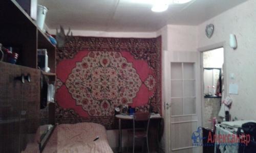 2-комнатная квартира (42м2) на продажу по адресу Кузнечное пгт., Приозерское шос., 7— фото 3 из 11