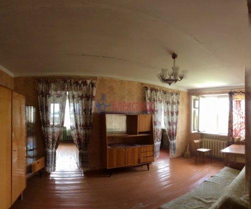 4-комнатная квартира (64м2) на продажу по адресу Мга пгт., Комсомольский пр., 44— фото 2 из 10