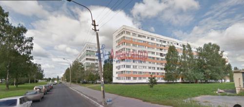 2 комнаты в 3-комнатной квартире (60м2) на продажу по адресу Народного Ополчения пр., 219— фото 14 из 14