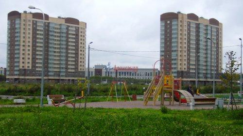 1-комнатная квартира (41м2) на продажу по адресу Союзный пр., 6— фото 4 из 23