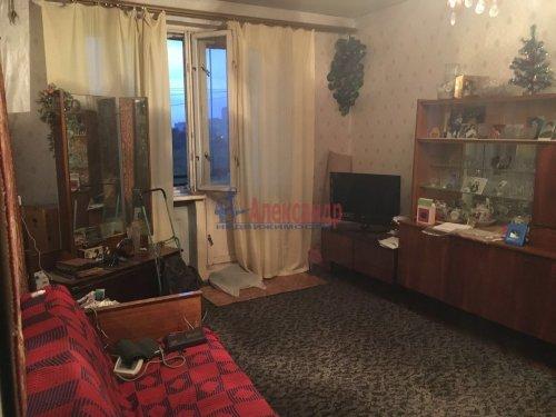 1-комнатная квартира (34м2) на продажу по адресу Доблести ул., 24— фото 3 из 4