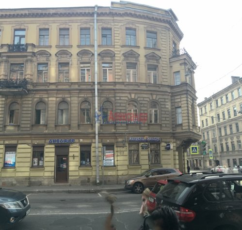 2-комнатная квартира (63м2) на продажу по адресу Некрасова ул., 39— фото 3 из 5