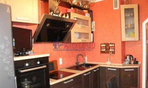 1-комнатная квартира (39м2) на продажу по адресу Софьи Ковалевской ул., 16— фото 1 из 14