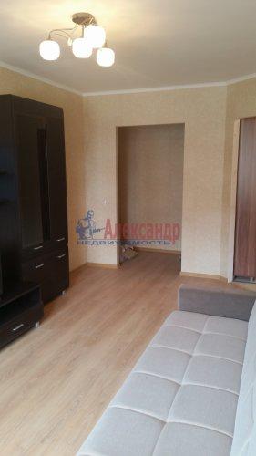 1-комнатная квартира (37м2) на продажу по адресу Мурино пос., Новая ул., 7— фото 11 из 15