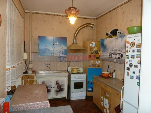 2-комнатная квартира (61м2) на продажу по адресу Кавалергардская ул., 20— фото 11 из 16