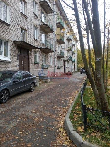 3-комнатная квартира (56м2) на продажу по адресу Пушкин г., Павловское шос., 27— фото 2 из 20