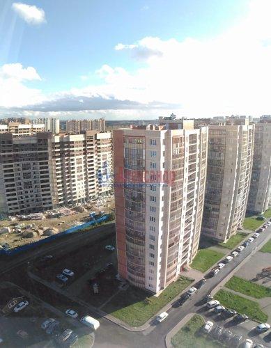 1-комнатная квартира (38м2) на продажу по адресу Мурино пос., Шоссе в Лаврики ул., 83— фото 14 из 14