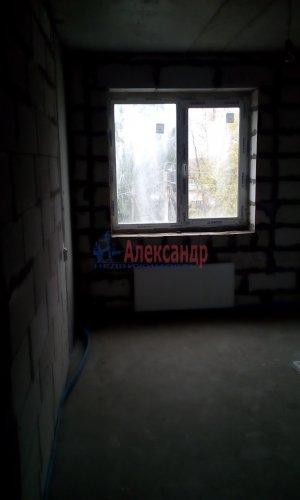 2-комнатная квартира (64м2) на продажу по адресу Лесколово пос., Красноборская ул., 4В— фото 16 из 23