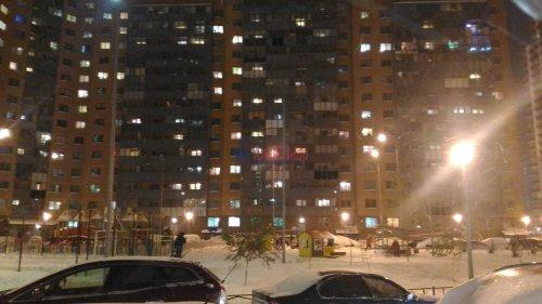 1-комнатная квартира (38м2) на продажу по адресу Мурино пос., Привокзальная пл., 1— фото 4 из 9