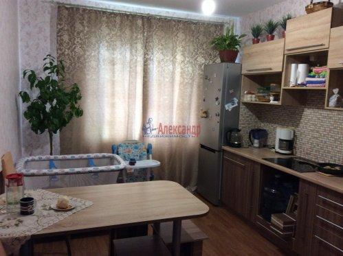 1-комнатная квартира (40м2) на продажу по адресу Юнтоловский пр., 47— фото 6 из 11
