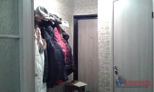 2-комнатная квартира (42м2) на продажу по адресу Кузнечное пгт., Приозерское шос., 7— фото 4 из 13