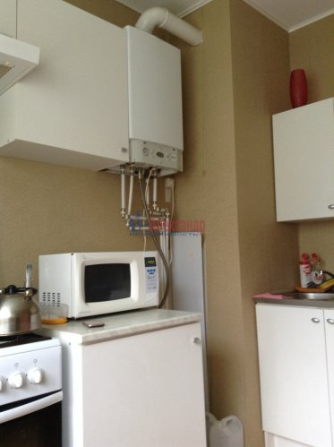 1-комнатная квартира (39м2) на продажу по адресу Токсово пгт., Школьный пер., 10— фото 7 из 9