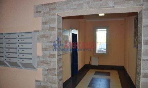 1-комнатная квартира (39м2) на продажу по адресу Богатырский пр., 28— фото 1 из 2