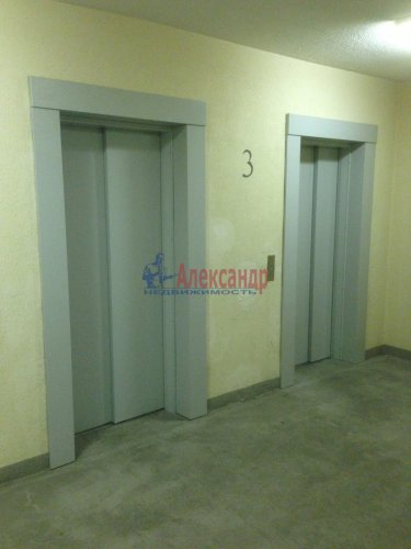 1-комнатная квартира (38м2) на продажу по адресу Парголово пос., Федора Абрамова ул., 20— фото 3 из 3