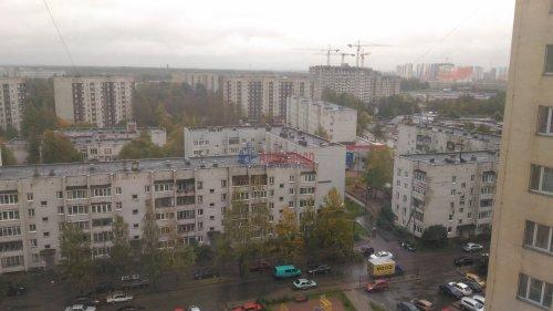 1-комнатная квартира (37м2) на продажу по адресу Мурино пос., Оборонная ул., 2— фото 9 из 23