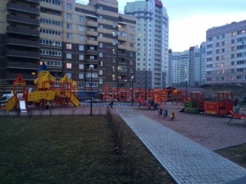 2-комнатная квартира (54м2) на продажу по адресу Бугры пос., Школьная ул., 11— фото 2 из 4