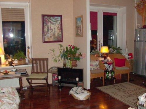 2-комнатная квартира (60м2) на продажу по адресу Ланское шос., 14— фото 3 из 13